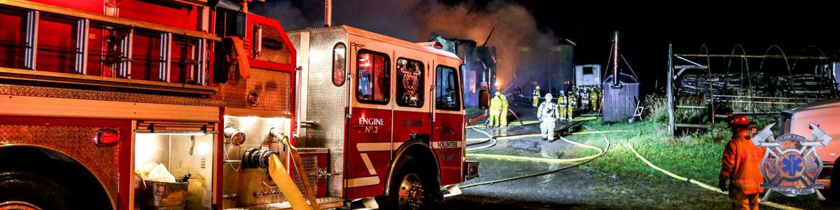 Canning Volunteer Fire Department